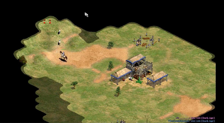 世紀帝國遊戲一開始的斥候,做的就是產品經理的工作內容之一「產品運營」哦!